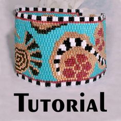 Mikki Ferrugiaro Designs | Bead Weaving Tutorials and Components