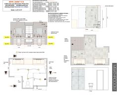 "1/2""=1'-0"" scale plan master bathroom renovation Master Bathroom, Floor Plans, How To Plan, Master Bath, Master Bathrooms, Master Bedrooms, Floor Plan Drawing, Bedroom, House Floor Plans"