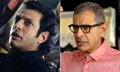 Jeff Goldblum: Then & Now