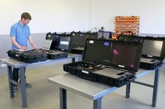 UAV Factory – Unmanned Platforms and Subsystems