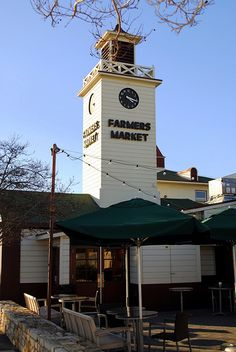 The Original Farmers Market - Hollywood landmark with food from all over the world. Some faves: The Gumbo Pot, Short Order, Loteria Grill, and Littlejohn's English Toffee House.