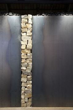 All Or Nothing At All, Detail by Jannis Kounellis