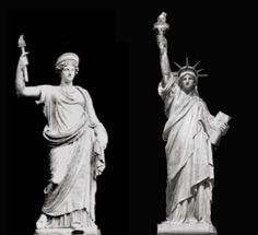 The American Babylonianism  Introduction   The Statue of Liberty has become the most cherished symbo...