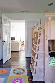 Oscar & Boots' 150 Square Foot Bedroom — Kids Tour | Apartment Therapy
