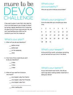 Moms, help your tweens and teens make 2014 count with a Devo Challenge!