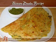 Quick Gram flour pancake (besan dosa) | hubpages