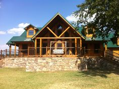 Luxury Cabin, minutes from Lake Texoma & Choctaw Casino - Lake Texoma Vacation Rental