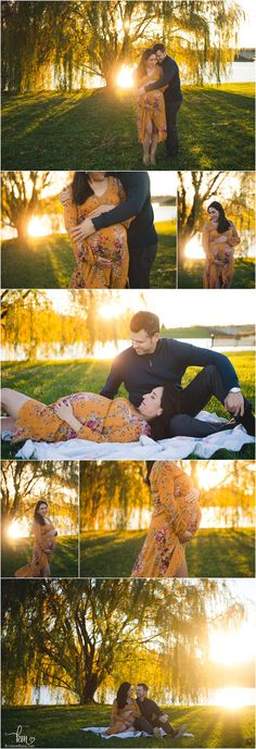 Golden hour sunset maternity photography - stunning photography Twin Baby Bump – Indianapolis Maternity and Newborn Photography Poses Pour Photoshoot, Couple Pregnancy Photoshoot, Outdoor Maternity Photos, Maternity Photography Outdoors, Maternity Poses, Maternity Portraits, Maternity Photographer, Maternity Pictures, Newborn Photography