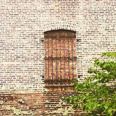 #ny #nyc #windowtile #tile #thehighline #window