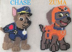 Paw Patrol (CHASE & ZUMA) by Marcelle Powell ❤️