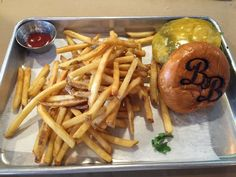 Brooklyn Burgers & Beer