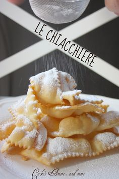 Cake's Amore......and more: le chiacchiere ubriache