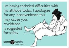 Having technical difficulties...