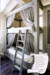 elegant bunk bed