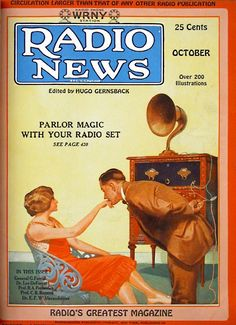 Radio News, October 1925