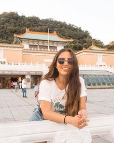 📍 National Palace Museum in Taipei, Taiwan Taipei Travel, Travel City, Travel Pictures Poses, Travel Photos, Travel Pose, National Palace Museum, Cebu City, Travel Outfit Summer, South America Travel