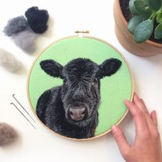 Take a look at these portraits of cute animals and be amazed at the level of detail each piece was given.