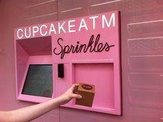 Image result for sprinkles cupcakes atm