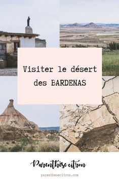 Visiter le désert des Bardenas | Parenthèse Citron #voyage #travel #blog #navarra #navarre #bardenas Road Trip France, Road Trip Pays Basque, Voyage Europe, Tips & Tricks, Home And Away, Travel Guide, Mount Rushmore, Journey, Mountains