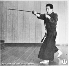 Otake Risuke Sensei - Iaijutsu