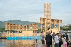 Gallery of Pavilion of Reflections / Studio Tom Emerson - 16