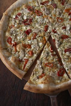 Pagliacci Pizza's Spicy Chicken