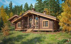 Dom drewniany z bali – Kraków – 157354896 | Gumtree