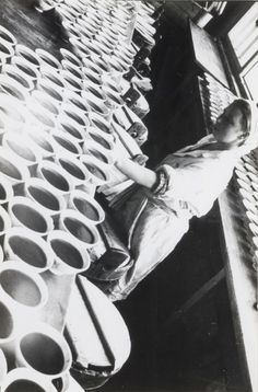 """Alexander Rodchenko, """"Canteen at the electric plant"""", 1929"""
