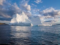 Iceberg Alley, Coast of Labrador by Newfoundland and Labrador Tourism. John in Canada, the capital of Newfoundland, is the southernmost town in North America. Newfoundland Icebergs, Newfoundland Canada, Newfoundland And Labrador, Costa, Gros Morne, Water Facts, Tourism Website, O Canada, Canada Travel
