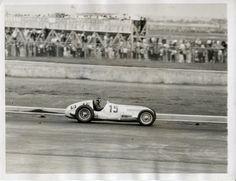 1937 Richard Dick Seaman Mercedes Benz Vanderbilt Cup Period Race Photo