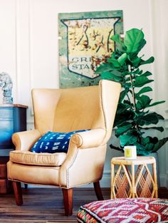 Step Inside a Layered Family Home With Character   MyDomaine