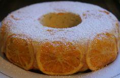 La Forchetta Magica: Ciambella all'arancia