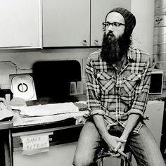 William Fitzsimmons e la sua splendida barba