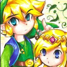 Legend Of Zelda Fan Art! @legend.of.zelda.art Instagram profile - Enjoygram