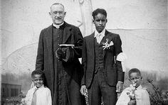 El Ku Klux Klan no logró parar a este sacerdote de Brooklyn