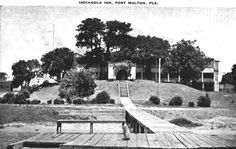 Florida Memory - Indianola Inn - Fort Walton Beach, Florida.  192-