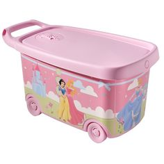 Roller Toy Box Princess