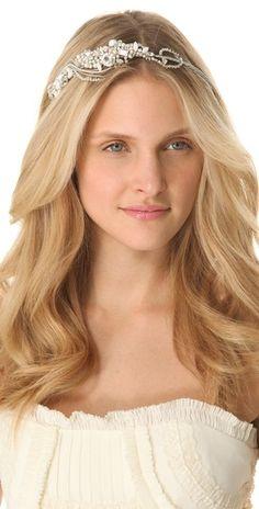 Jenny Packham Valentine Headdress I | SHOPBOP