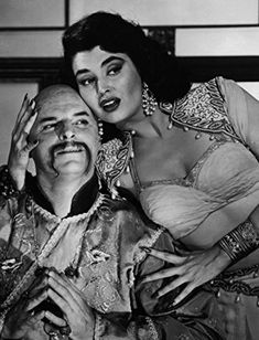 Glen Gordon and Laurette Luez in The Adventures of Dr. Dr Fu Manchu, Errol Flynn, Pin Up, Glamour, Actors, Adventure, Guys, Couples, People