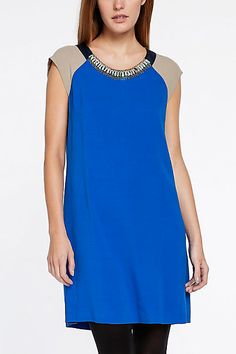 Nocturne dress from Anthropologie 2013