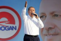 Turkey's Prime Minister Recep Tayyip Erdogan is seeking to maintain his grasp on power as he runs in the country's first direct presidential elections this month. Here, a timeline of his life and career.