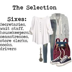 The Selection - sixes