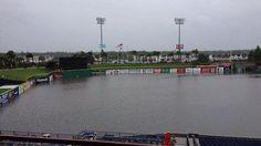 Bright House Field - Clearwater, FL 2012 Tropical Storm Debby Facebook Fan Myke Ramsey