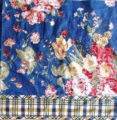 WAVERLY GARDEN ROOM *VALANCE U0026 SWAGS* FLORAL, Gingham U0026 Lace~Red, White,  Blue #WAVERLYGARDENROOM   WAVERLY GARDEN ROOM WINDOW VALANCE   Pinterest    Valance, ...