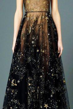 Image via We Heart It #dress #model #stars #Valentino #2015