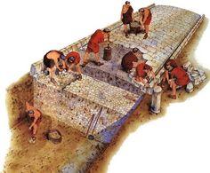 La construction des voies romaines - Histoire du Monde