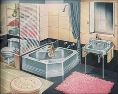 1948 American Standard Bathroom