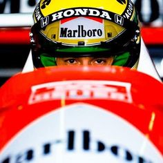 """I have no idols. I admire work dedication and competence."" - Ayrton Senna who would have been 56 today. by petrolicious"