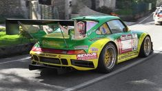 Porsche 993 3.5L Bi-Turbo Bergmonster in action at Cividale-Castelmonte hillclimb!https://www.youtube.com/watch?v=k91qPMcBVMc