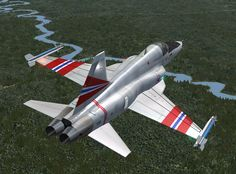 Norwegian AF F-5E Tiger II Aircraft